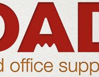 MIDAD logo Design