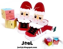 Santa Claus Calendar 2012 & 2013