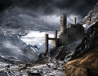 Matte Painting Showreel 2012