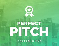 Perfect Pitch Deck Powerpoint Template