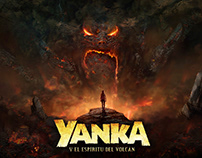 "Creature design - ""YANKA"" movie 2018"