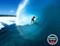 Hammer surfing