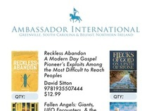 Ambassador International Sell Sheets