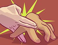 Hand War