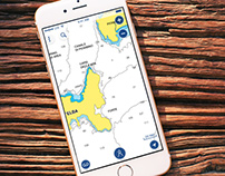 Navionics Marine app redesign