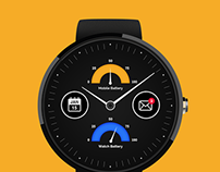 Thunder Speed Aviator Watchface
