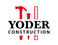 Logo & Business Card for Yoder Construction