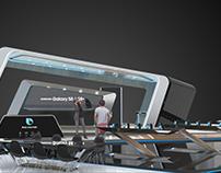 Samsung Galaxy S8 - Exhibition