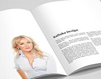 Kalinka Design Brochure
