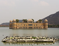 Jal Mahal and Nahargarh