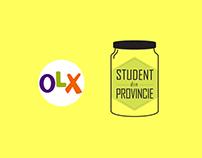 OLX | Student din provincie 2017