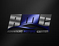 AMC | Sport Cars Garage Branding