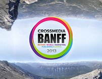 Crossmedia Banff conference intro animation