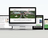 PIIT - Website Redesign