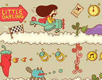 """""""Little Darling"""" / Sözler Barış Manço"""