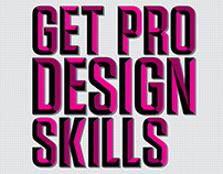 Pro design skills typography