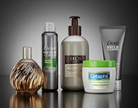 Cosmetics Full CGI