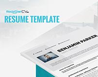 Wezen Resume Template