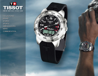 TISSOT project website