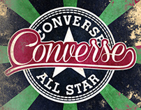 Retro Converse Posters