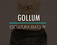 Escultura em clay