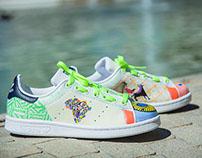 Custom Sneakers | Spain&Africa