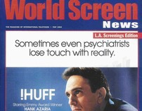 """HUFF"" branding/trade ad & int'l sales campaigns"