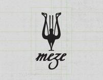 Meze Headphones Logotype & CI