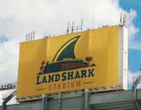 Land Shark Stadium