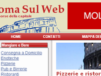 Romasulweb.com website design