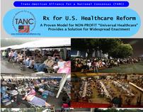 """Rx for U.S. Healthcare Reform"" - A Position Paper"