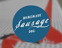 Homemade Sausage Dog