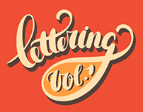 Lettering collection Vol. 1