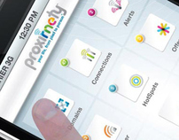 Proximety™: Social Mapping Mobile App
