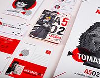 A5D2 | Identity design