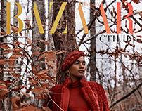 Harper's Bazaar with Arlenis Sosa