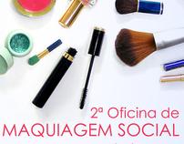 2ª Oficina de Maquiagem Social