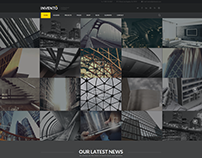 Architecture WordPress Theme - Invento