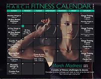 Poster Design | Fitness Calendar