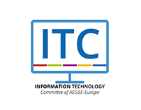 Animated Logo of the IT Committee