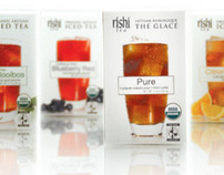 Artisan Iced Tea, Package Design
