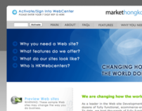 Bilingual (English & Chinese) Website