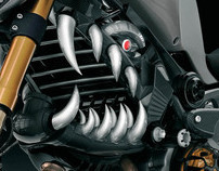 Castrol - Monster Engine
