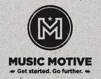 Music Motive Logo