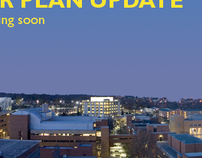 2009 UMBC Facilities Master Plan Splash Page
