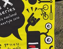 BMX Series Poster