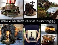 Rahmi M.Koç Museum 2014 / 2015 istanbul
