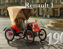 History of Renault