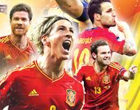 Campeones ! Espana