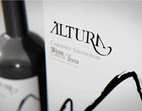 ALTURA Wine of Chile 2001 Colchagua Valley